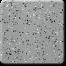 Quartzite on Silver Gray 1/8 Heavy Spread